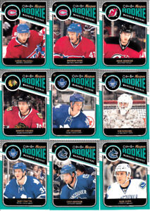 2011-12 O-PEE-CHEE OPC SERIE COMPLETE 1-600