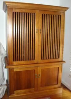 Multi Functional Designer Storage Cabinet