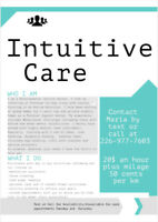 Intuitive Care- 20$ an hour