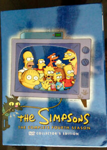 The Simpsons Collectors Edition DVD - Fourth Season Series