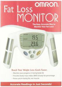 Omron HBF-306CAN Fat Loss Monitor brand new in box
