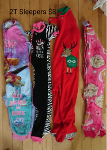 2T Girls clothing lot