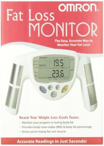 Omron HBF-306CAN Fat Loss Monitor brand new in box