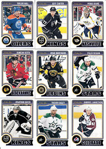 2014-15 O-PEE-CHEE SERIE COMPLETE 1-600