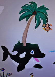 Customized Baby Nursery and Bedroom Murals Kitchener / Waterloo Kitchener Area image 9