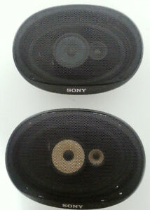 NEW- Sony 6x9 160 W Car Speakers