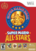 Super Mario All Stars for Wii
