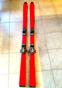 170 cm Nordic Performance Skis with 490 Tyrolia Bindings