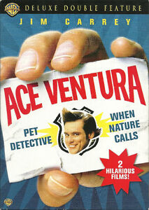 Ace Ventura Deluxe Double Feature (DVD)