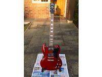 Vintage VS6 SG Guitar (brand new)