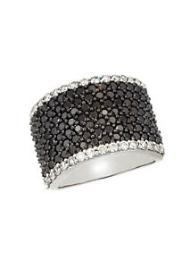 Effy Black Diamond Ring
