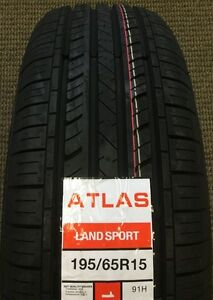 PNEUS NEUF NEW TIRE 205/55R16 GUARANTIE 100000KM ATLAS MADE IN T