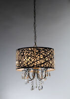 Contemporary and stylish  chandelier pendant