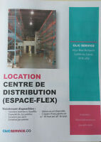 Rental storage space/ Location d'entreposage