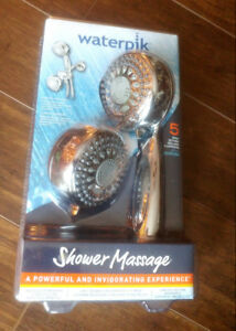 Shower Head Set - NEW - $20