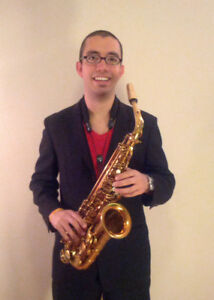 Sax,Clarinet,Flute &Piano teacher, lessons in English or Spanish