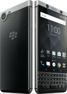 BlackBerry KEYone (Silver) Unlocked Android Smartphone 32 GB