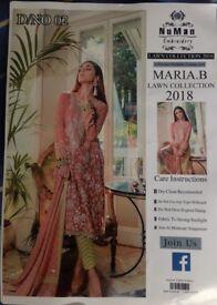 Asian (Indian/Pakistani/Bengali) dress