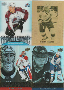Tim Hortons Hockey Cards 2018-19 Upper Deck Lot