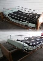 remote control electric hospital bed:NEW PRICE