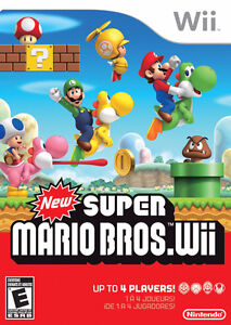 LOOKING FOR Super Mario for Wii