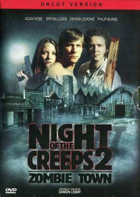 Filme Halloween Town (Night of the Creeps 2: Zombie Town (Horrorfilm UNCUT) Adam Hose, Brynn Lucas NEU)