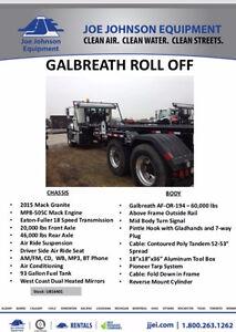 Galbreath Roll Off