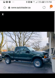 1999 Ford F250 4x4!