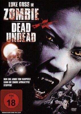Zombie Undead (Zombie - Dead/Undead (2013) Uncut DVD )