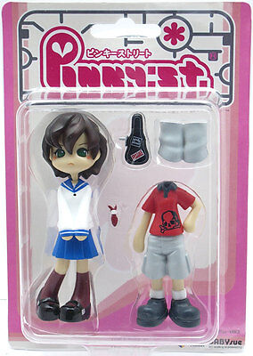 Pinky:st Street Series 4 PK011A Pop Vinyl Toy Figure Doll Cute Girl Anime Japan