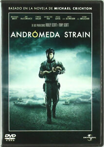Andromeda Strain-2008 series-2 dvd set-Excellent condition
