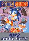 Sonic The Hedgehog Chaos (Sega Gamegear)