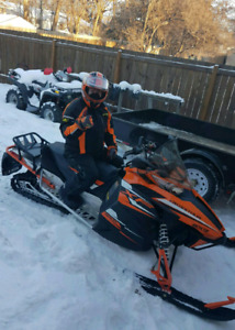 2014 Arctic Cat XF8000