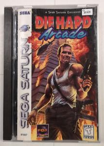 Sega Saturn Die Hard Arcade 81057