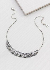 Ahead of the Curve Necklace by Silpada - New Belleville Belleville Area image 8