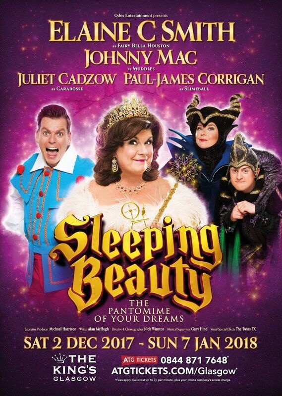 Kings Theatre Panto - Sleeping Beauty