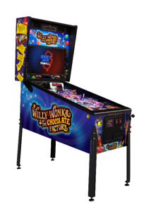 WILLY WONKA PINBALL - BUY FROM CANADA'S LARGEST DISTRIBUTOR