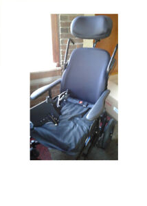Orion Tilt Wheelchair