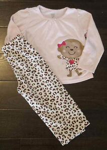 Carters sleepers size 3T