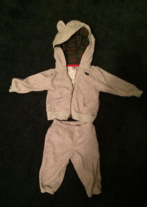 6mnth Carters Jogging Outfit