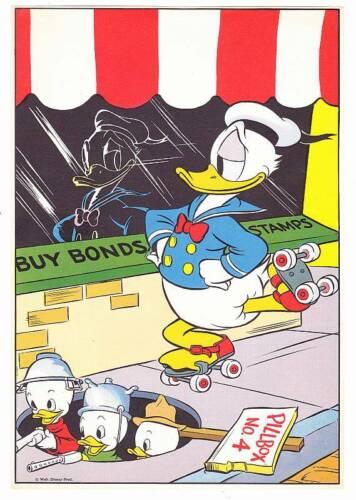1940s Dell Comics WALT DISNEYS COMICS & STORIES Donald Duck subscription premium