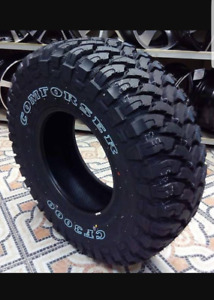 Comforser CF3000 Mud and Snow Tires 265/75/16 and 265/70/17