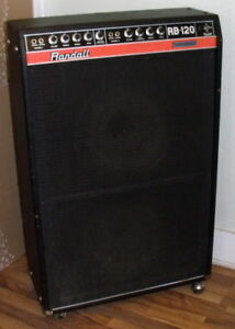 Randall RB120 Commander Bass Guitar Amplifier Vintage 1970's Randall Amp