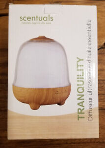 Scentuals Essential Oil Tranquility Diffuser ($35)