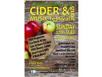 Cider & Music Festival @ Whitehall Rugby Club, Bristol