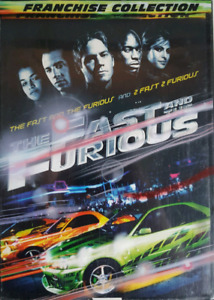 The Fast And The Furious Franchise Collection DVD
