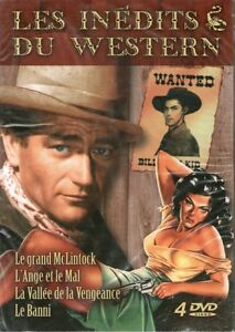Amateur de Western en Français / Les inédits du Western - DVD