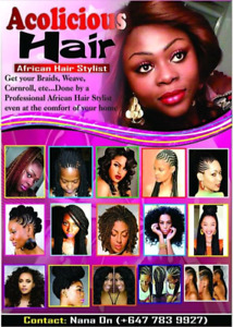 Hair and make-up classes for all..