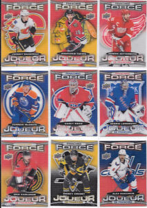 SELLING CC, FF, PP, PG and Base Tim Hortons Hockey Cards 2016-17