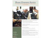 HOUSE CLEARANCE SERVICE. Garage, Attic, Shed. Luton, Dunstable, Hitchin, St.Albans, Stevenage, etc